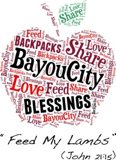 Bayou City Blessings in a Backpack